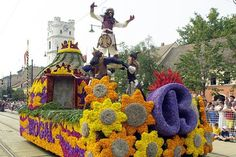 Flower Carnival, Debrecen, Hungary ... Book & Visit HUNGARY now via www.nemoholiday.com or as alternative you can use hungary.superpobyt.com.... For more option visit holiday.superpobyt.com