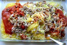 Spaghetti Squash & Zucchini Bake from Rachel Schultz
