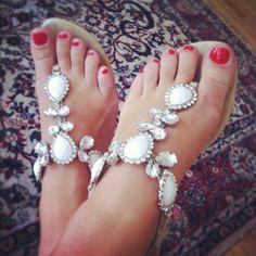 Positano sandals by fibi & clo. $49.50  www.fibiandclo.com/jennifersilva <3