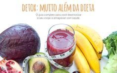 DETOX: Além da dieta, é um ebook que irá ensinar você a desintoxicar seu corpo e emagrecer com saúde! Ele foi escrito pela equipe da Kitlife (loja virtual de a…