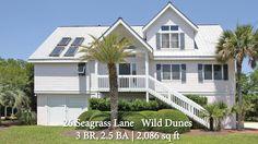 26 Seagrass, Wild Dunes #dunesproperties #Charleston #realestate #homesweethome