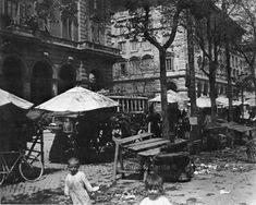 Piazza Vittorio Ellis Island, Rome Travel, Lost City, Vintage Italian, Old Photos, Past, Street View, History, World