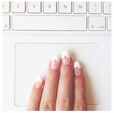 My computer just blowed up because it couldn't handle the cuteness of this manicure.