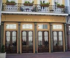 <3 Cafe Giovanni . New Orleans LA