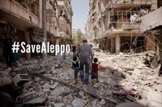 Save Aleppo: A Call for Humanity | About Islam