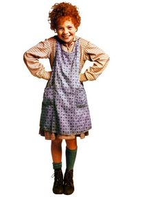 little orphan Annie - The BEST ANNIE ever The CLASSIC ANNIE Why even mess with a Good Thing Theres just some movies that dont need a remake Annie is one of them! It what it is a story about a Lil Red Headed Orphan