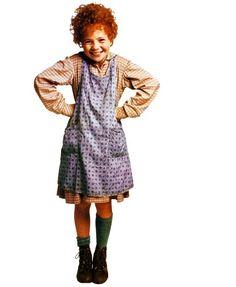 little orphan Annie - The BEST ANNIE ever!