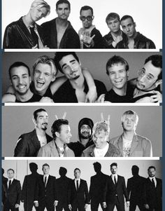 After NKOTB, its a new comer there are BSB over the years.  ::wipes drool::