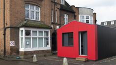 Y:Cube is the result of a partnership between YMCA London South West and architectural fir...