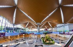 Visit the most beautiful airports in the world: http://666travel.com/the-10-most-beautiful-airports-in-the-world/