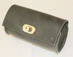 Leather clutch boho mini bag wallet travel bag in many by EATHINI