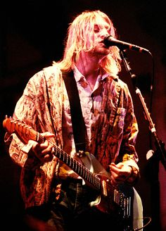 Kurt Cobain's Haunting Solo Cover Of The Beatles' 'And I Love Her' Is Here — Listen