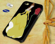Belle No Face Case for iPhone 4 4S iPhone 5 5S 5C by NauraDesign, $13.50