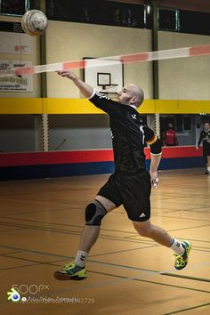 Fistball man  by peterdolgow