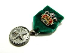 Steampunk British Military Medal by SpectraNova on Etsy, $18.00