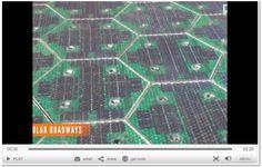 Solar Freakin' Roadways! https://www.indiegogo.com/projects/solar-roadways