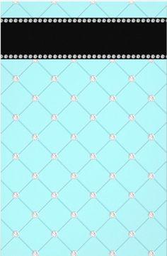 diamonds on light blue - uploaded by Lynn White