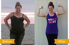 The 15 Best Weight Loss Tips from Real-Life Success Stories: Dina Shingleton