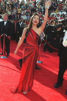 whatever we want — Lucy Liu at the Academy Awards ceremony,. Lucy Liu, Low Cut Dresses, Formal Dresses, Formal Wear, Best Oscar Dresses, Oscar Gowns, Red Carpet Dresses, Celebs, Actresses