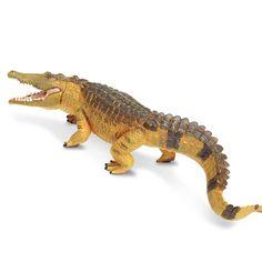 Saltwater Crocodile Incredible Creatures Figure Safari Ltd