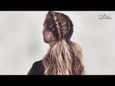 """Hairstylist Nicci Welsh dubbed this style """"pipe braids,"""" and it's about to be the next biggest hair trend of festival season. Bohemian Hairstyles, Cute Hairstyles, Braided Hairstyles, Hairstyle Men, Formal Hairstyles, Look Festival, Coachella Festival, Festival Braid, Types Of Braids"""