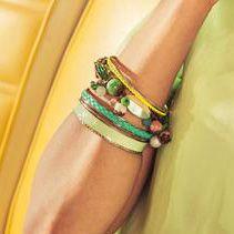 DIY bracelet. By Veritas.