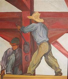 View Pablo O'Higgins biographical information, artworks upcoming at auction, and sale prices from our price archives. The Peacekeeper, Industrial Artwork, Frida And Diego, Spooky Stories, Construction Worker, Mexican Art, Factories, Bro, Buildings