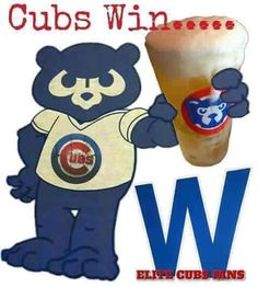 Cubs Win Cheers Más Chicago Cubs Fans, Chicago Cubs World Series, Chicago Cubs Baseball, Chicago Bulls, Winnie The Pooh, Cubs Pictures, Cubs Wallpaper, Cubs Games, Chicago Pictures