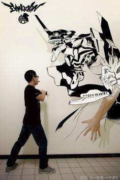 Creative Self-Portrait Drawings by Gaikuo | Abduzeedo Design Inspiration & Tutorials