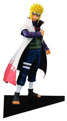 Naruto Shippuden série 1 Statuette PVC DXF Minato 15 cm