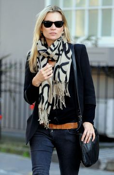 Scarfs really make an outfit| Keep the Glamour | BeStayBeautiful