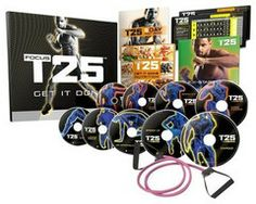Shaun T Focus T25 Base Kit