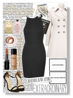 """""""Sem título #217"""" by werehazza ❤ liked on Polyvore featuring Wallis, Olsen, Assouline Publishing, Topshop, Smashbox, philosophy and Bare Escentuals"""