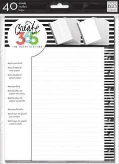 Are you a list maker? A note taker? How about a doodler? This pack of filler…