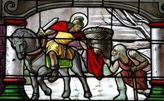 ⌛️ 8 novembre 397 : Mort de Saint Martin de Tours (Martin le Miséricordieux) à Candes (Indre-et-Loire).