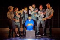 """THEATRE REVIEW: THE CURIOUS INCIDENT OF THE DOG IN THE NIGHT-TIME at Leeds Grand Theatre - """"Be bombarded. It's beautiful""""... http://www.on-magazine.co.uk/arts/yorkshire-theatre/curious-incident-dog-night-time-review-grand-leeds-2017/"""