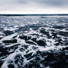 Salt trail of seafoam dreams. Wildthorne Instagram