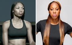 Heroes of Running: Allyson Felix and Sanya Richards-Ross Sanya Richards, Allyson Felix, Usa Olympics, Fitness Inspiration, Running, Workout, Healthy, Girls, Fashion