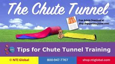 The Chute Tunnel by NTI Global - Watch the video and download a FREE Training Article!