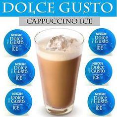 Cappuccino Ice ❄️ Nescafè Dolce Gusto !   Capsule and Coffee Shop Viale Veneto 87 Tel 0721 823785  #capsuleandcoffee #shop #Fano #Pesaro #Nescafè #DolceGusto #cappuccino #ice #estate2016 #top