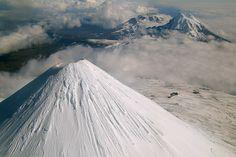 Segni di ripresa del vulcano Shishaldin, in Alaska dove sono stati rilevati segnali di una possibile eruzione imminente Si risveglia il vulcano Shishaldin, stratovulcano situato in �