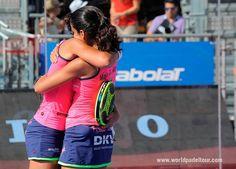 Las gemelas Majo y Mapi Sánchez Alayeto se hacen con el #WPTValladolidOpen tras ganar por un doble 6/1 a Gemma Triay y Lucía Sainz. Enhorabuena chicas!  #padel #instapadel #padeltime #valladolidopen #valladolid #padeladdict