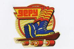 Gepy sticker