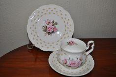 "English Porcelain - Royal Albert ""Marie Louise"" Tea Trio for sale in Johannesburg (ID:226321499)"