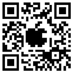 Apple QR Code Flash Code Amazing
