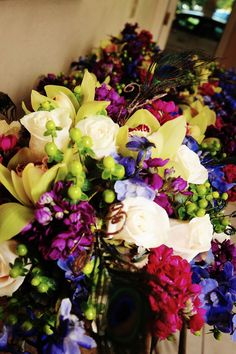 sending you these flowers in hopes of de-stressing you, image the smell of each one....now relax