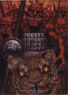 Berserk Chapter 257