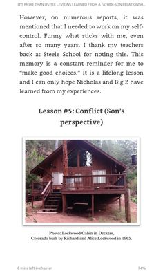 It's More Than Us: Six Lessons Learned from a Father-Son Relationship Father And Son, Lessons Learned, Working On Myself, Conversation, Relationship, Teacher, Memories, Learning, School