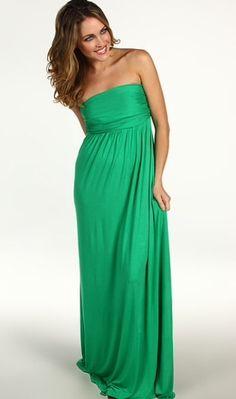 Green Hally dress by Gabriella Rocha!