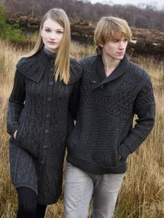 by Natallia Kulikouskaya for West End Knitwear, Ireland - Дизайнеры и бренды - Галерея - Knitting Forum.Ru